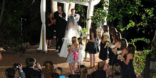 sedona wedding planners